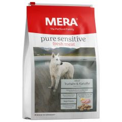 Mera - Trockenfutter - Pure Sensitive Fresh Meat Adult Truthahn & Kartoffel 12,5kg (getreidefrei)
