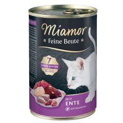 Miamor - Nassfutter - Feine Beute Ente (getreidefrei)