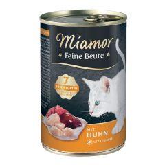 Miamor - Nassfutter - Feine Beute Huhn (getreidefrei)