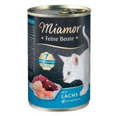 Miamor - Nassfutter - Feine Beute Lachs (getreidefrei)