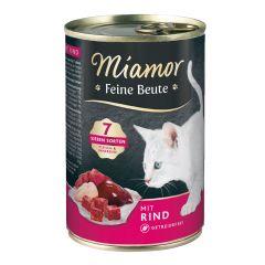 Miamor - Nassfutter - Feine Beute Rind (getreidefrei)
