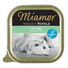 Miamor - Nassfutter - Ragout Royale Kalb in Tomatencream