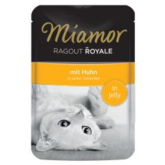 Miamor - Nassfutter - Ragout Royale mit Huhn in Jelly