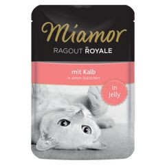 Miamor - Nassfutter - Ragout Royale mit Kalb in Jelly