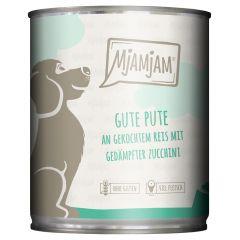 Mjamjam - Nassfutter - Gute Pute (glutenfrei)