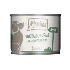 Mjamjam - Nassfutter - Vorzügliches Kalb (getreidefrei)