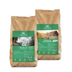 Müller's Naturhof - Trockenfutter - Premium Paket Natürlich Kaltgepresst Weiderind + Huhn 2 x 5kg