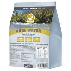 Natural - Trockenfutter - Pure Water mit Forelle und Lachs 100g (getreidefrei)