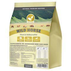Natural - Trockenfutter - Wild Horse mit Pferd 100g (getreidefrei)