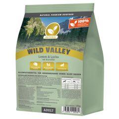 Natural - Trockenfutter - Wild Valley mit Lamm und Lachs (getreidefrei)