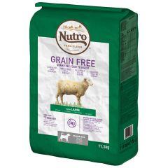 Nutro - Trockenfutter - Grain Free Senior Lamm (getreidefrei)