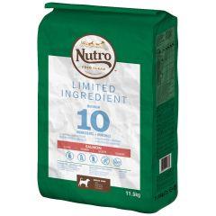 Nutro - Trockenfutter - Limited Ingredient Adult Lachs (getreidefrei)