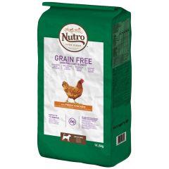Nutro - Trockenfutter - Grain Free Adult Huhn (getreidefrei)
