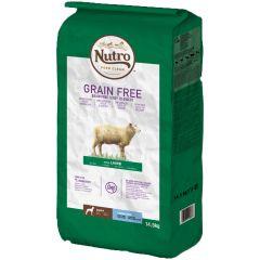 Nutro - Trockenfutter - Grain Free Adult Lamm für große Hunde (getreidefrei)
