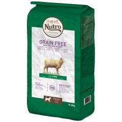 Nutro - Trockenfutter - Grain Free Adult Lamm (getreidefrei)
