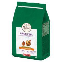 Nutro - Trockenfutter - Grain Free Sterilized Huhn (getreidefrei)
