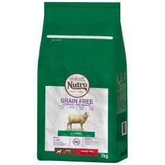 Nutro - Trockenfutter - Grain Free Adult Lamm für kleine Rassen (getreidefrei)