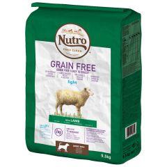 Nutro - Trockenfutter - Grain Free Adult Light Lamm (getreidefrei)