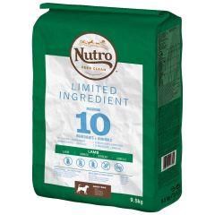 Nutro - Trockenfutter - Limited Ingredient Adult Lamm (getreidefrei)