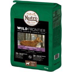 Nutro - Trockenfutter - Wild Frontier Adult Wild und Rind (getreidefrei)