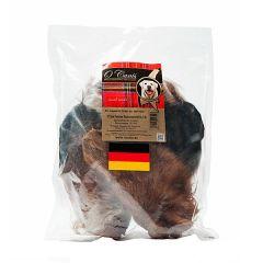 O'Canis - Kausnack - Premium Rinderohren mit Fell (getreidefrei)