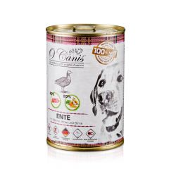 O'Canis - Nassfutter - Entenfleisch mit Hirse & Birne