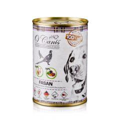 O'Canis - Nassfutter - Fasanenfleisch mit Buchweizen, Möhren & Backpflaumen (getreidefrei)