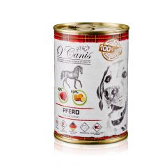 O'Canis - Nassfutter - Pferdefleisch mit Kartoffeln (getreidefrei)
