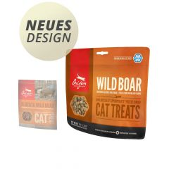 Orijen - Katzensnack - Freeze Dried Treat Wild Boar (getreidefrei)