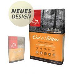 Orijen - Trockenfutter - Cat and Kitten (getreidefrei)
