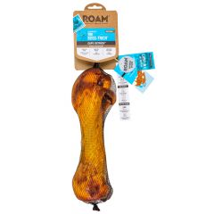 Roam Pet Treats- Hundesnack - Strauß Beckenknochen The Boss-trich (getreidefrei)