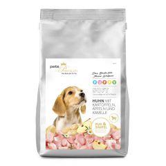 pets Premium - Trockenfutter - Soft Puppy Huhn mit Kartoffen, Äpfeln und Kamille 1,5kg (getreidefrei)