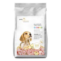 pets Premium - Trockenfutter - Soft Puppy Huhn mit Kartoffen, Äpfeln und Kamille (getreidefrei)
