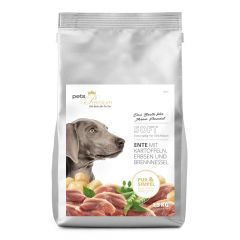 pets Premium - Trockenfutter - Soft Ente mit Kartoffeln, Erbsen und Brennnessel 1,5kg (getreidefrei)