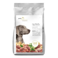 pets Premium - Trockenfutter - Soft Ente mit Kartoffeln, Erbsen und Brennnessel (getreidefrei)