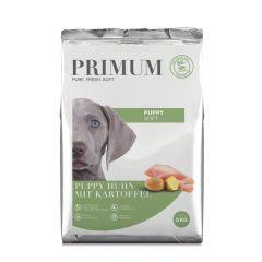 Primum - Trockenfutter - Soft Puppy Huhn mit Kartoffel 5kg (getreidefrei)
