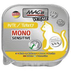 Mac's - Nassfutter - Katze Vetcare Mono Pute