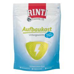 Rinti - Hundesnack - Canine Aufbaukost Untergewicht (getreidefrei)