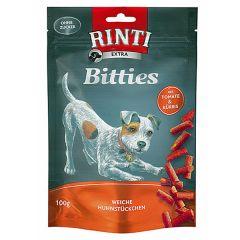 Rinti - Kausnack - Extra Bitties Huhn mit Tomate und Kürbis (getreidefrei)