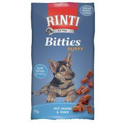 Rinti - Kausnack - Extra Bitties Puppy Huhn und Rind