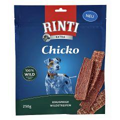 Rinti - Kausnack - Extra Chicko Knusprige Wildstreifen