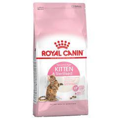 Royal Canin - Trockenfutter - Kitten Sterilised Kittenfutter für kastrierte Kätzchen