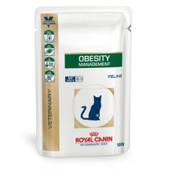 Royal Canin Veterinary Diet - Nassfutter - Obesity Management Feline