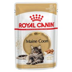 Royal Canin - Nassfutter - Breed Maine Coon Adult Katzenfutter nass