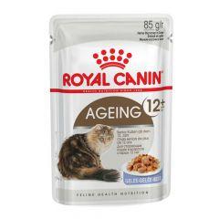 Royal Canin - Nassfutter - Health Ageing +12  in Gelee Nassfutter für ältere Katzen