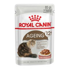 Royal Canin - Nassfutter - Feline Health Nutrition Ageing +12 in Soße