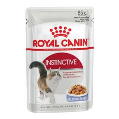 Royal Canin - Nassfutter - Health Instinctive Katzenfutter nass in Gelee