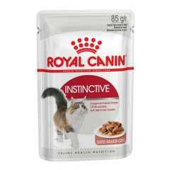 Royal Canin - Nassfutter - Health Instinctive Katzenfutter nass in Soße