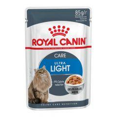 Royal Canin - Nassfutter - Feline Health Nutrition Ultra Light in Gelee