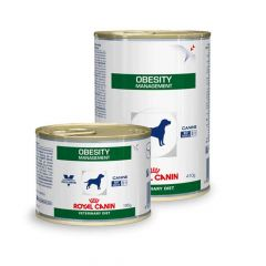 Royal Canin Veterinary Diet - Nassfutter - Obesity Management Canine